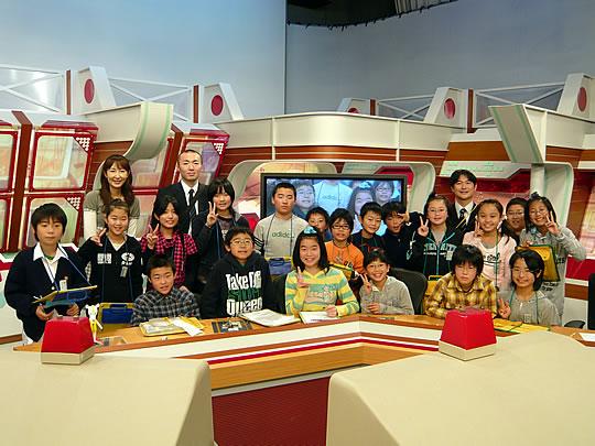 十和田市立深持小学校 5学年・6学年のみなさん