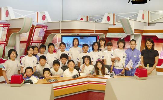 板柳町立小阿弥小学校 5学年のみなさん