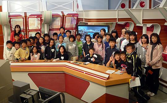 十和田市立東小学校5年生のみなさん